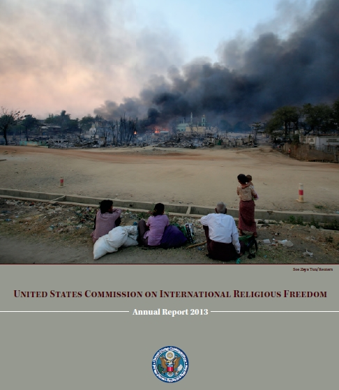 Annual Report of the U.S. Commission on International Religious Freedom April 2013 (Covering January 31, 2012 – January 31, 2013)
