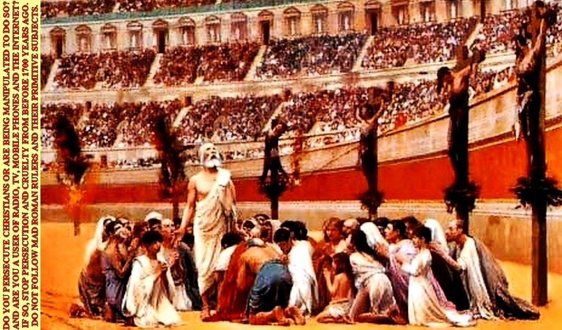 christianity in ancient rome In the decades after jesus's death, the apostle paul wrote many letters that are now part of the new testament of the christian bible paul was a roman citizen and sent these letters to small communities of christians living throughout the roman empire.
